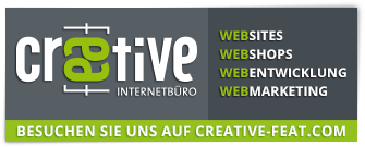 creative feat e.K. - Das Lipper Internetbüro - Websites, Webshops, Webentwicklung, Webmarketing